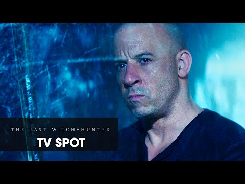 The Last Witch Hunter (TV Spot 'Witches Walk Among Us')