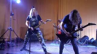 Video BLOODCREEK 2019 KOUT NA ŠUMAVĚ Live