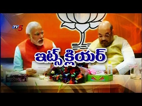 We Will Support BJP, Says Shiv Sena | Maharashtra : TV5 News