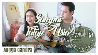 Video BAPERIN NURA SAMA PAPANYA PAKAI LAGU SAMPAI TUTUP USIA (SONG BY ANGGA CANDRA) MP3, 3GP, MP4, WEBM, AVI, FLV Juli 2019