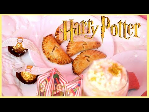 Diy HARRY POTTER RECIPES!✨ (butterbeer, Fever Fudge, Ect.)✨