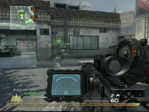 search and destroy MW2 ISRA.mpeg