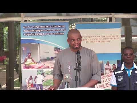COTE D'IVOIRE: Allocution du représentant de l'OMS