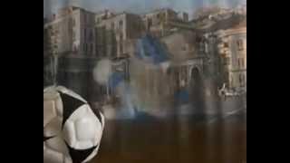NAPOLI - DNIPRO 4-2 - POKER DI EDINSON CAVANI SI RIDE E SI BALLA