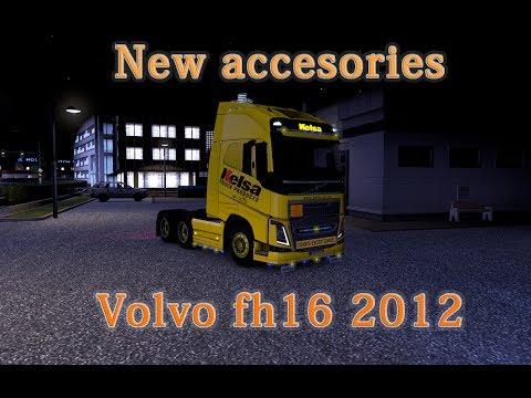 Mod Kelsa Volvo fh2012