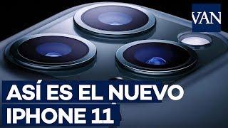 Apple perfecciona las cámaras y la potencia en los nuevos iPhone11