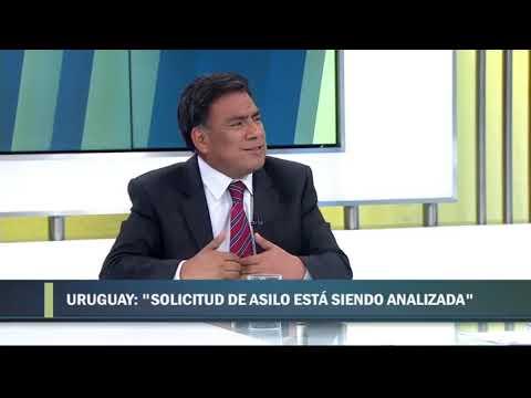 Download Entrevista a Juan Sheput y Javier Velásquez Quesquén sobre la situación de Alan García (Canal N) hd file 3gp hd mp4 download videos