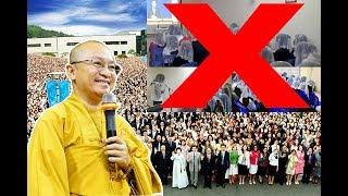TT.Thích Nhật Từ t.i.ế.t.l.ộ. bí mật kinh hoàng về tà đạo Hội Thánh Đức Chúa Trời