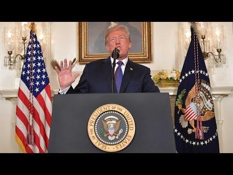 Video Trump announces strikes on Syria download in MP3, 3GP, MP4, WEBM, AVI, FLV January 2017