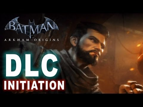 Batman Arkham Origins - DLC Bruce Wayne Rite of Passage The Initiation Mastered!
