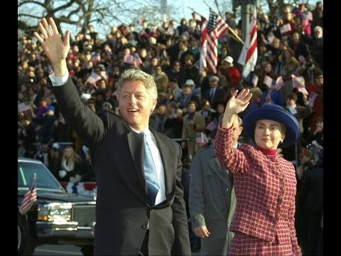 The Inauguration of Bill Clinton 1993