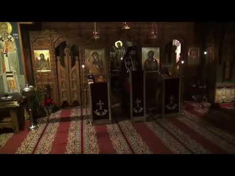 DIRECT Acatistul Domnului nostru Iisus Hristos - L'Acathiste de notre Seigneur Jesus Christ LIMOURS