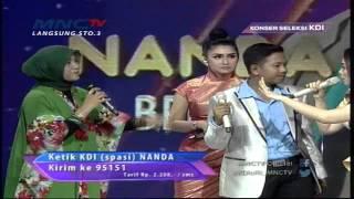 "Video Nanda "" Tabir Kepalsuan "" Bekasi - Konser Seleksi KDI 2015 (29/3) MP3, 3GP, MP4, WEBM, AVI, FLV Juli 2018"