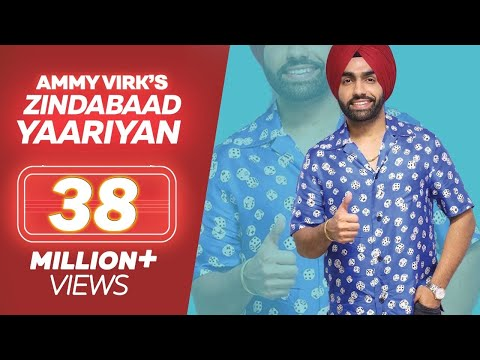 Download ZINDABAAD YAARIAN - Ammy Virk (Full Song) | Latest Punjabi Song 2017 | Lokdhun HD Mp4 3GP Video and MP3