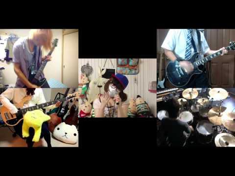 crowds - ガッチャマン クラウズ OP Crowds を演奏してみました。 [Vocal] TKTR [Guitar] ねっち - necchi [Guitar] KEITA [Bass] びしょびしょ - bishobisho [Drums] 3110 - Saito.