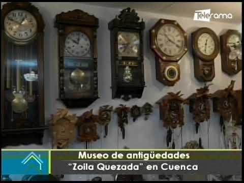 Museo de antigüedades Zoila Quezada en Cuenca
