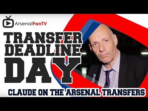 Transfer Deadline Day With Claude
