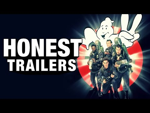 An Honest Trailer for Ghostbusters 2