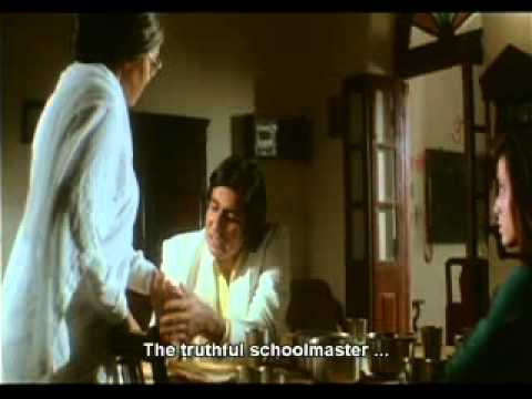 AGNEEPATH (1990) Vijay comes over for dinner