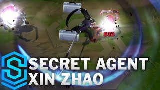 Nonton Secret Agent Xin Zhao (2017) Skin Spotlight - League of Legends Film Subtitle Indonesia Streaming Movie Download