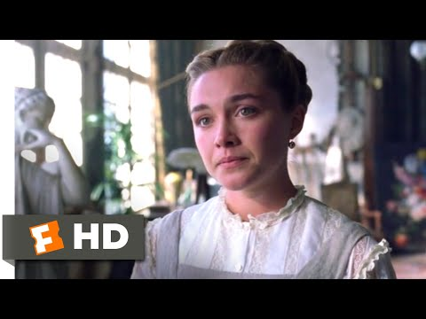 Little Women (2019) - Marriage Is an Economic Proposition Scene (3/10) | Movieclips