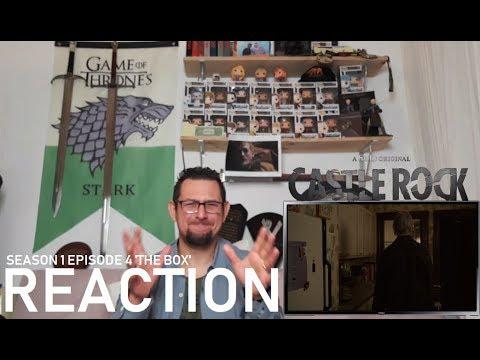 Castle Rock season 1 episode 4 'The Box' REACTION