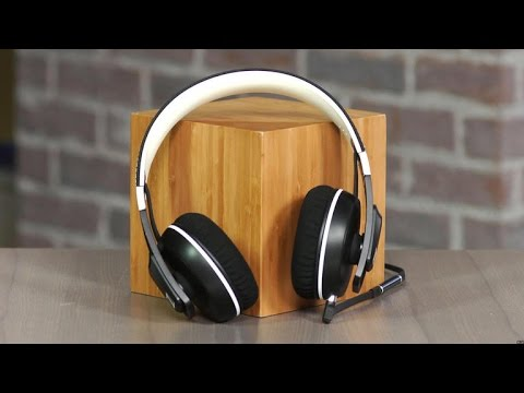 Sennheiser Urbanite XL: A Beats competitor with quality bass