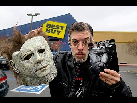 Hoarding Up  - Halloween 2018  Blu-ray Hunt !!!