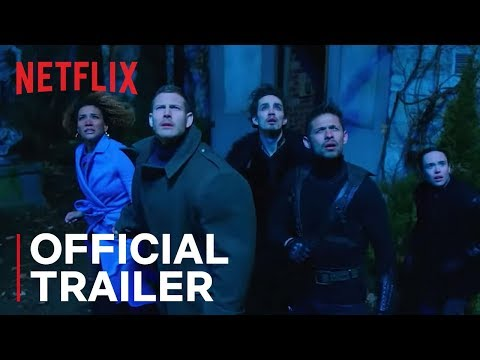 The Umbrella Academy | Official Trailer | Netflix
