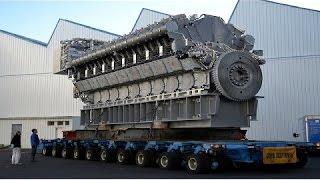 Video Increible Fabricacion Motor DIESEL Mas Grande del Mundo, Instalacion Mecanica Motor Gigante MP3, 3GP, MP4, WEBM, AVI, FLV Januari 2019