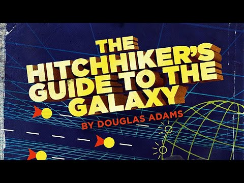 The Hitchhiker's Guide To The Galaxy - VHS/Blu-Ray Special Edition Unboxing Review