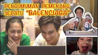 Video REACTION PART 2 , TUNGGULAH HARI PEMBALASAN !! PENGUMUMAN PEMENANG BALENCIAGA !! CONGRATSS !! MP3, 3GP, MP4, WEBM, AVI, FLV Februari 2019