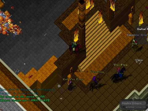 Stygian Dragon Peerless – Ultima Online Stygian Abyss