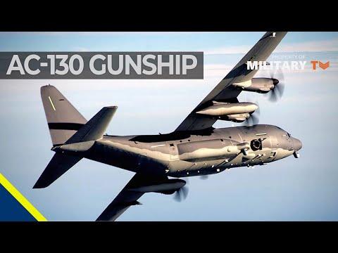 AC-130J Ghostrider   AC-130 Spectre...