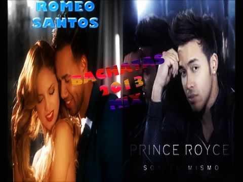 """★Super Mix Bachatas 2013 """"Romeo Santos Y Prince Royce""""★"""