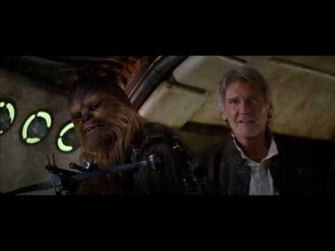 Segundo trailer de Star Wars El despertar de la fuerza