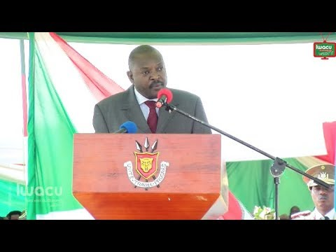 """Pierre Nkurunziza: """"Notre mandat prendra fin en 2020"""""""