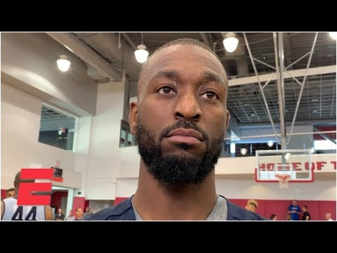 Video: Kemba Walker looking to gel with Celtics teammates at Team USA basketball camp | FIBA World Cup