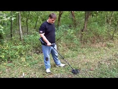 Whites MX5 Metal Detector Review and Field Test Part 1