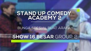 Video Bunga Spesial Buat Arafah (SUCA 2 - 16 Besar Group 2) MP3, 3GP, MP4, WEBM, AVI, FLV Desember 2017