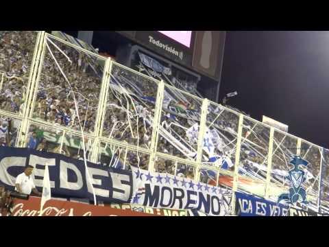 Video - HINCHADA HD | Velez 0 Vs San Lorenzo 2 | Transición 2014 | Fecha 19 - La Pandilla de Liniers - Vélez Sarsfield - Argentina