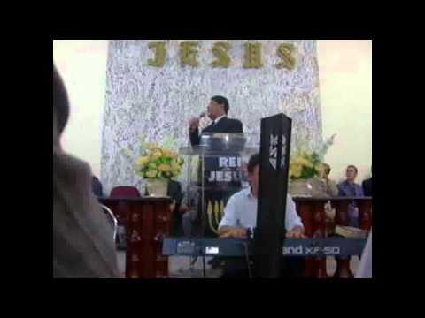 CRUZADA EVANGELÍSTICA EM NOVA CANTU - 14/11/2010 - PREGAÇÃO PARTE 2/2