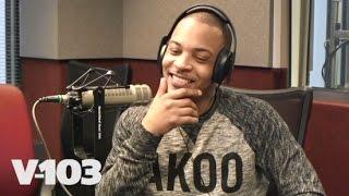 T.I. Talks Roots Remake, Prisoner Reform + More On The Ryan Cameron Morning Show