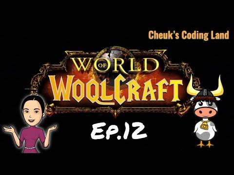 World of WoqlCraft - Ep.12 Start creating movies data graph
