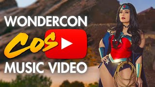 VIDEO: WonderCon 2016 – COSPLAY MUSIC VIDEO
