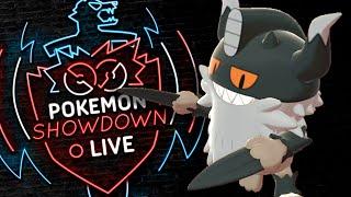 Enter PERRSERKER! Pokemon Sword and Shield! Perrserker Pokemon Showdown Live! by PokeaimMD