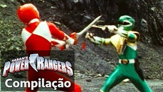 Video Power Rangers em Português | Momentos Clássicos dos Power Rangers MP3, 3GP, MP4, WEBM, AVI, FLV Juli 2018