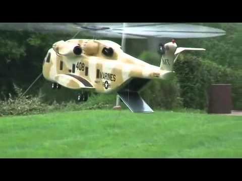 Vario CH-53 Super Stallion.   And...