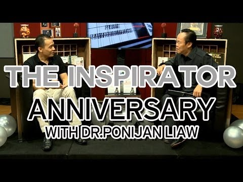 THE INSPIRATOR: First Anniversary – The Winners Mindset