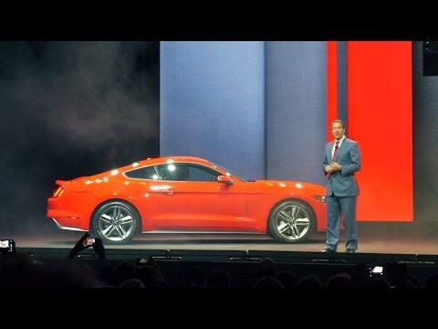 Bill Ford & Mustang story
